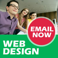 3 page web design for $99 ONLY!!