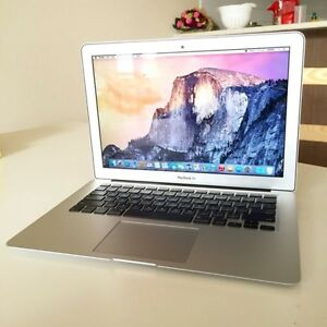 As new MacBook Air 13 inch mid 2012 model 256G with charger Calamvale Brisbane South West Preview