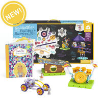 Goldie Blox Builder's Survival Kit