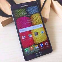 Pre owned Samsung Galaxy Note 4 black 32G UNLOCKED Calamvale Brisbane South West Preview