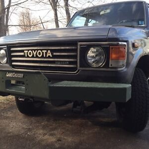 Toyota Landcruiser BJ 60 diesel