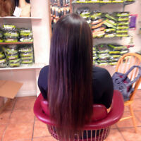Gourgeous Sew-in Hair Extensions