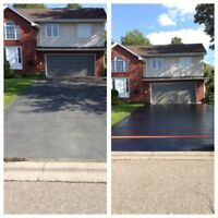Asphalt Sealing- BOOK NOW AND SAVE