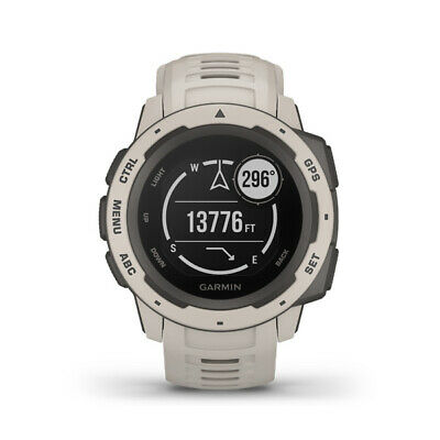 Garmin Instinct GPS Tundra Watch NEW + BOXED