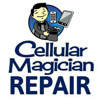 Cellular Magician is Now in Woodstock!  Phone and cell repair