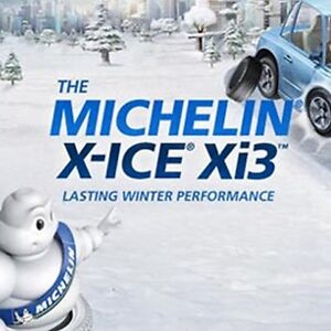 BRAND NEW -Michelin X-Ice Xi3-  winter snow  TIRE SALE