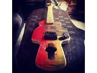 Gnar Guitars Skateboard / Longboard Electric Guitar