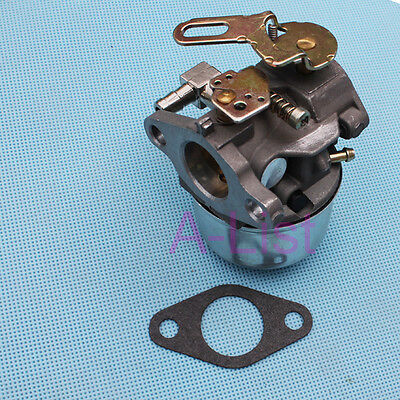 Carburetor for Tecumseh 4 5HP Engine Snowblower ...