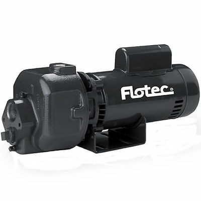 Flotec Fp5230 - 45 Gpm 1 Hp Cast Iron Sprinkler Pump