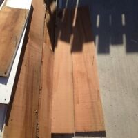 Beautiful Reclaimed cedar siding