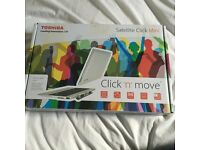 Toshiba click mini 2 in 1 tablet laptop