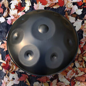 Handpan - Brand New Nitrided Instrument (hang drum/pantam)