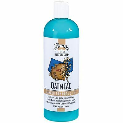 Top Performance Oatmeal Shampoo for Puppy Kitten Dog Cat - Anti Itch Formula for sale  Shipping to India