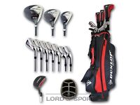 Dunlop full golf set