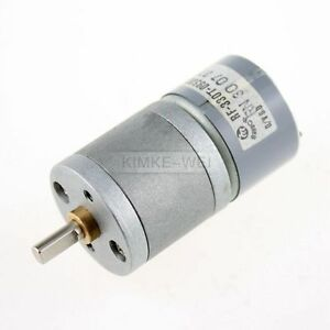 3V-DC-5RPM-High-Torque-Electric-Gear-Box-Motor
