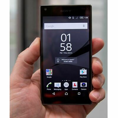 New Condition Sony Xperia Z5 Compact 32GB Unlocked 4G Smartphone - Warranty