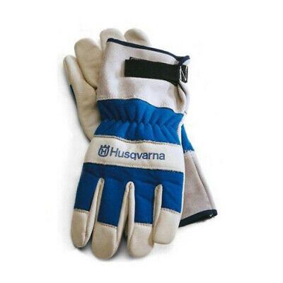 Husqvarna Uni-size Heavy Duty Leather Work Gloves 53103067