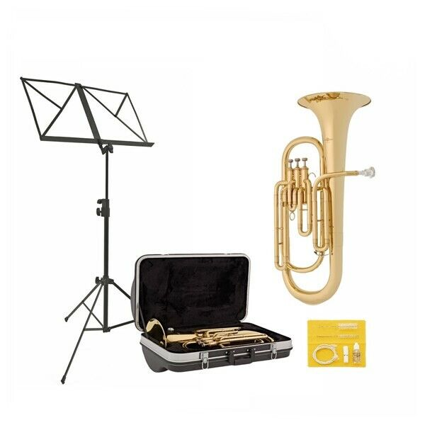 Student Baritone Horn + Complete Pack by Gear4music