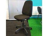 Operator Chair in Black