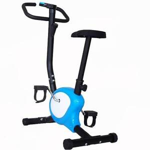 Adjustable Resistance & Height Belt Drive Exercise Bike Home Gym Thomastown Whittlesea Area Preview