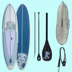 Mongoboards WINTER SALE Stand up paddle board package Pottsville Tweed Heads Area Preview