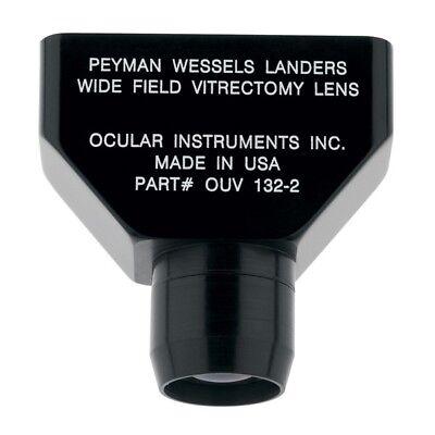 Ocular Peyman-wessels-landers 132d Upright Vitrectomy Lens Ouv-132-2