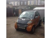 Smart car passion for sale now sold !!