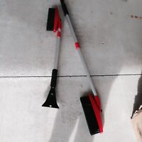Car Snow Brushes with extra long handles $8.00 ea or 2 for $12.0