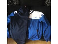 Boys genuine Lacoste tracksuit
