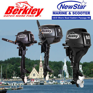 Why buy a used Outboard for the price of a new 4 Stroke