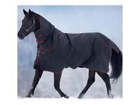 **BRAND NEW** 6'0 HORSEWARE AMIGO BRAVO 12 PLUS COMBO 250G MEDIUM WEIGHT TURN OUT HORSE RUG