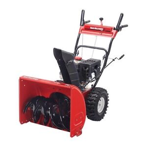 Fast cash for your old snowblower