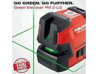 Hilti laser pm2-lg