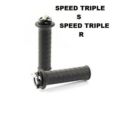 A9638095 GENUINE TRIUMPH HEATED GRIPS SPEED TRIPLE S  R