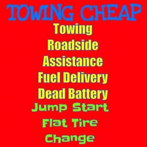 LOCAL TOWING TOW TRUCK WRECKER BREAKDOWN ROADSIDE ASSISTANCE