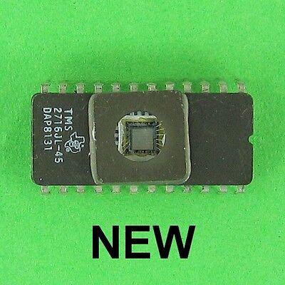 WHOLESALE LOT STMicroelectrons 300pcs M2716-IFI 2716 Memory UV EPROM IC NEW