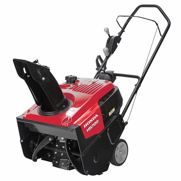 "Honda (20"") 187cc 4-Cycle Single-Stage Snow Blower w/ Dual Chute Control"