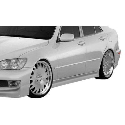 For Lexus IS300 01-05 Side Skirt Rocker Panels V-Speed 2 Style Fiberglass Side