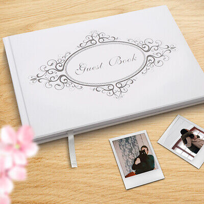 2021 New Wedding Guest Book with Pen Gift Box Set.