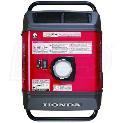 Honda Eu3000is -2800 Watt Electric Start Portable Inverter Generator W Co-miner