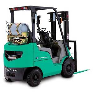 From $11 Per Day New Mitsubishi 1.5 Tonne LPG Forklift Malaga Swan Area Preview