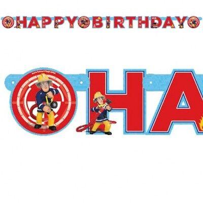 Feuerwehrmann Sam Happy Birthday (Happy Birthday, Feuerwehrmann)
