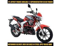 2017 LEXMOTO VENOM EFI 125CC, 0% DEPOSIT FINANCE AVAILABLE