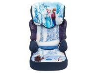 Frozen car seat
