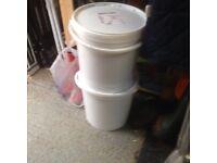 2x 23kg dry zone damp proof plaster