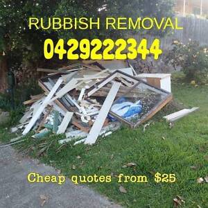 ROK RUBBISH REMOVALS Ryde Ryde Area Preview