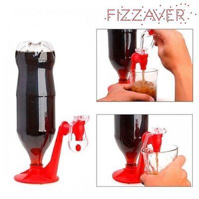 2 x Getränkehalter Flaschenhalter Getränkespender mit Zapfhahn Flasche Halter