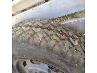 Part warn tyres