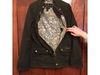 Wax Barbour jacket!!