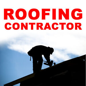 ROOFING CONTRACTOR FOR HIRE Peterborough Peterborough Area image 1